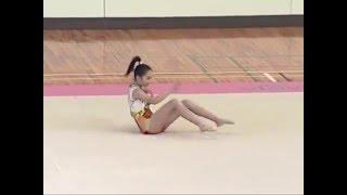 ももいろクローバーZ  百田夏菜子  ''期待の星''新体操時代(上級クラス)