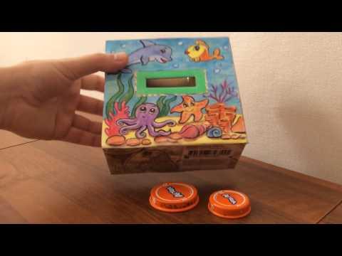 120Развивающая коробка своими руками для детей