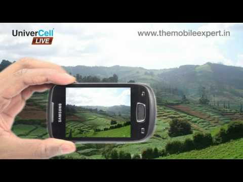 Samsung S5570 Galaxy pop - UniverCell The Mobileexpert Reviews