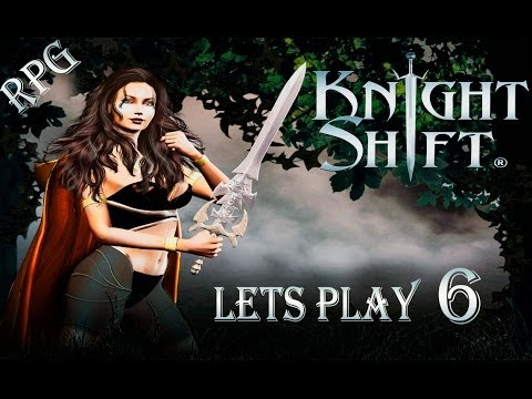 Knightshift (RPG) Серия 6
