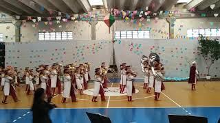 Saída - Festival Folclórico 2019 Colégio Madre Clélia