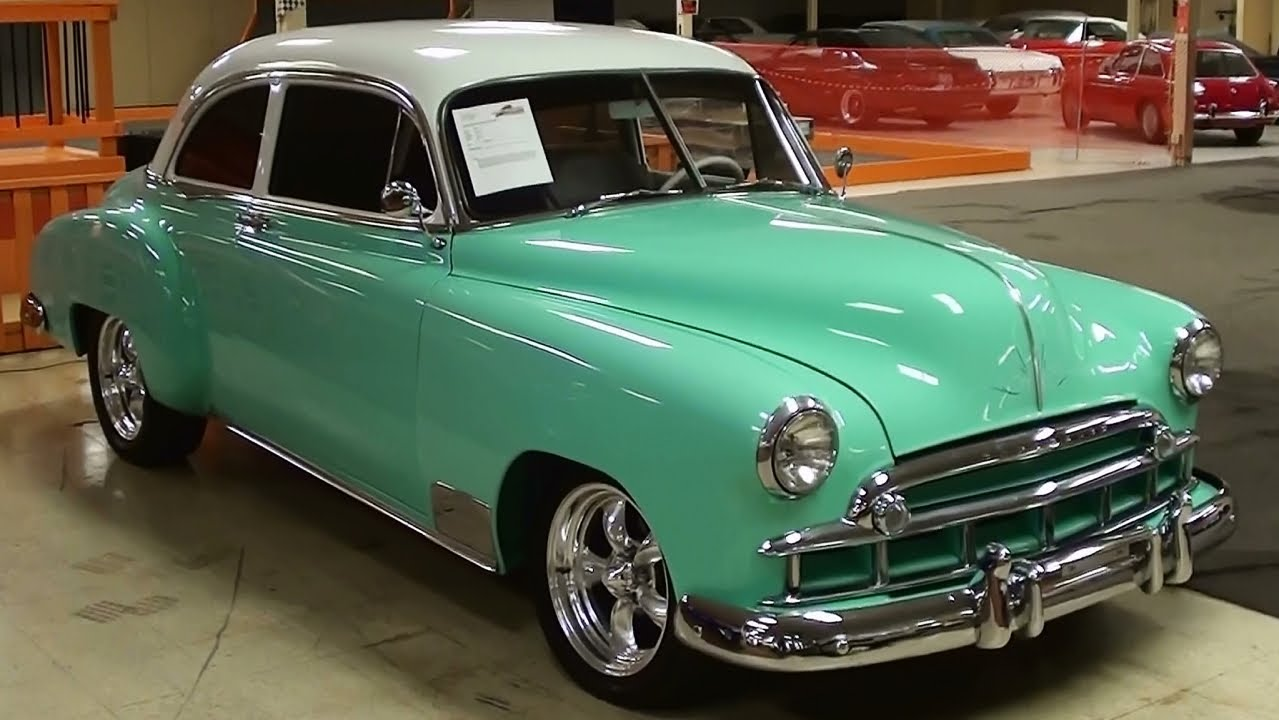 1949 Chevrolet Deluxe Hot Rod Youtube