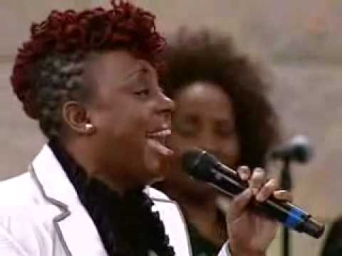 Ledisi @ The Potter's House (Thank You Lord)