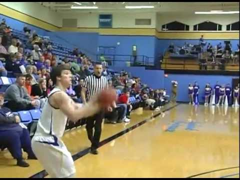 Barton Men's Basketball vs Neosho County Community College - 2012