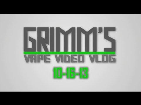 VVV 10/16/13 ( Innokin VTR FIRST IMPRESSIONS )