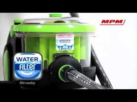 BORA 2 - najnowszy odkurzacz z filtrem wodnym!