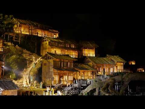張家界天門狐仙秀 FullHD精簡版 Tianmen Fox Fairy Show(GH2+12-35mm)