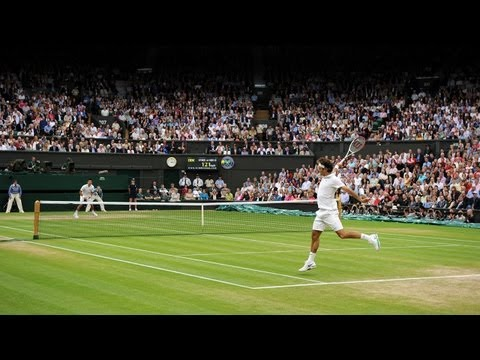 You Can Watch Wimbledon Live Now on YouTube