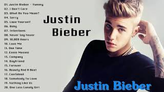 Best of Justin Bieber - Justin Bieber Greatest Hits Full Album