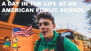 A Day In The Life At AMERICAN PUBLIC SCHOOL
