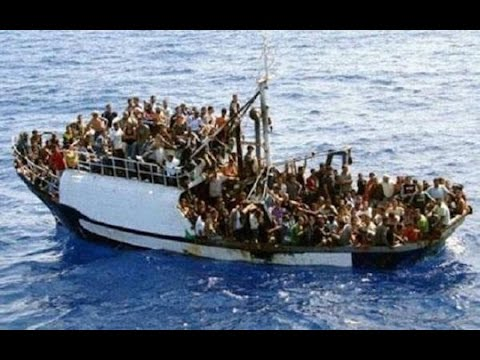 Thousands Of Syrian Refugees Rescued By Italian Coast Guard