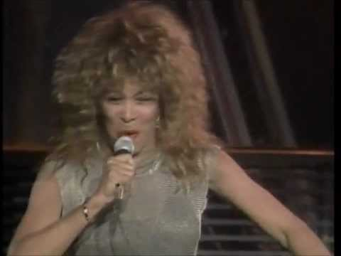 Tina Turner - Foreign Affair Live in Barcelona 1990