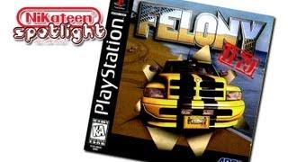 Spotlight Video Game Reviews - Felony 11-79 (Playstation)