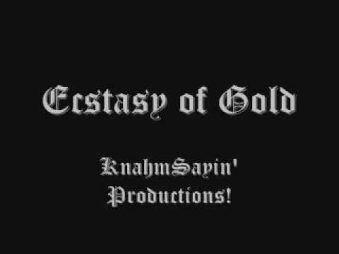 Ecstasy of Gold - Nas - One Mic/Lyrics