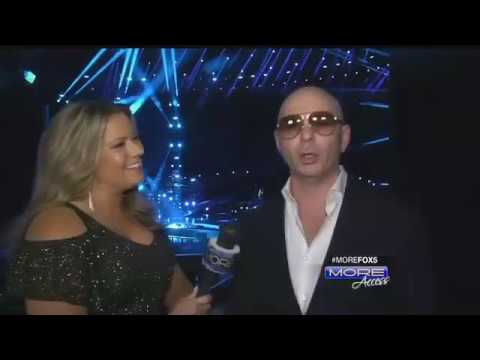 Pitbull Interview with MORE Las Vegas (Part 1)