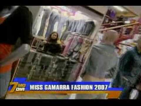 Miss Gamarra Fashion 2007