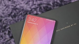 Xiaomi Mi Mix Special Edition (18K Gold) Review in Bangla.
