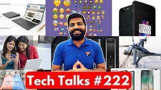 Tech Talks #222 - Oneplus 5 Sales, iPhone 8 Confirm, Smart Bedding, Celebrating Yoga, Bitcoin Emoji