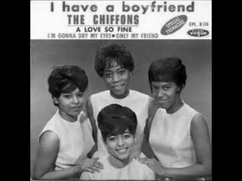 The Chiffons - Only My Friend