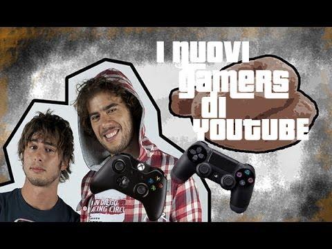 I NUOVI COMICI/GAMERS di YouTube ( i Panpers ) – Pareri byShockTeam #1