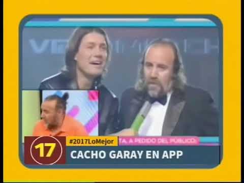 CACHO GARAY EN APP | #2017 - LO MEJOR