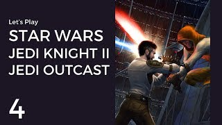 Let's Play Star Wars Jedi Knight II: Jedi Outcast #4 | Artus Detention Area
