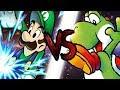 Luigi vs. Yoshi - Part 1