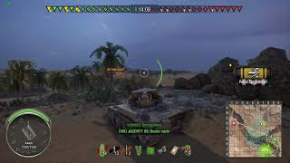 World of Tanks (Xbox One) Awesome clip #11