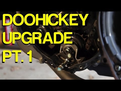 How To: Doohickey Mod Part 1 KLR650