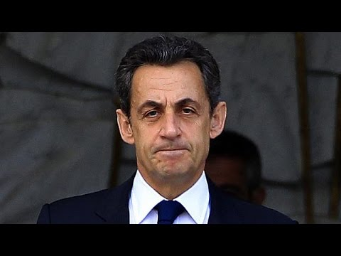 Nicolas Sarkozy vuelve a la primera línea de la política