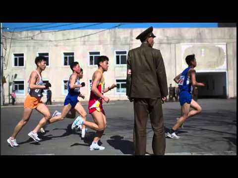 North Korea bans foreigners from Pyongyang marathon over Ebola
