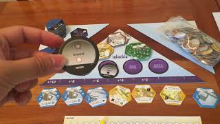 Board Game Reviews Ep #40: SUBURBIA
