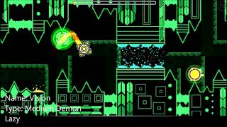 Geometry Dash - My Unfinished Levels and Layouts