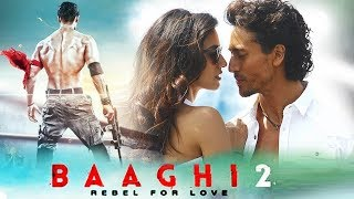 Baaghi 2 movie news | Hollywood-style Baaghi 2 pictures