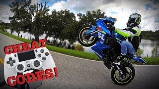 The Easiest Way To Wheelie A Motorcycle