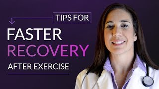 Exercise Recovery Tips for Older Athletes