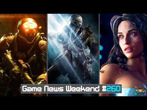 Игровые Новости — Cyberpunk 2077, Generation Zero, Metro Exodus, Anthem, Battlefield 5, DOOM Eternal