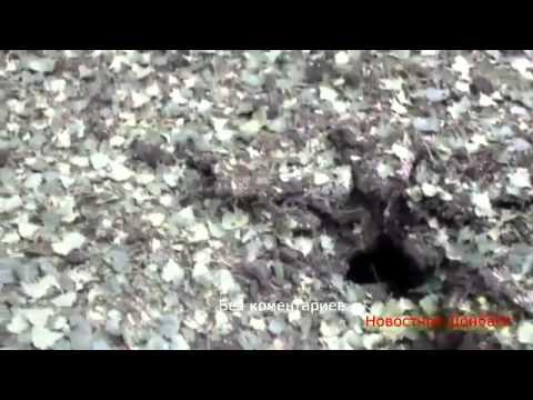 Eng/NL Subs - Donetsk, Makeevka 19-8-2014 Results Ukrainian shelling