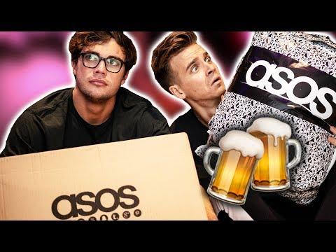 MYSTERY DRUNK ASOS HAUL!