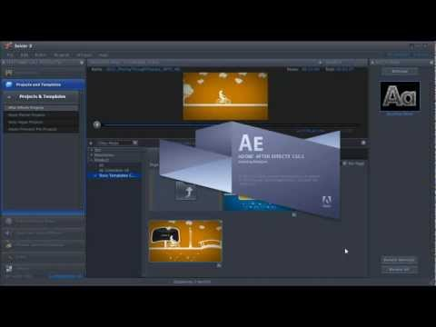 After Effects Tutorial: DigitalJuice (Part 1/4) Getting started with Digital Juice Toxic Templates