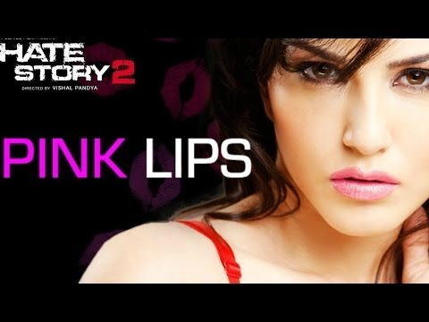 Porn Girl Sunny Leone Teases Fans To Touch Her Pink Lips | Hate Story 2 video