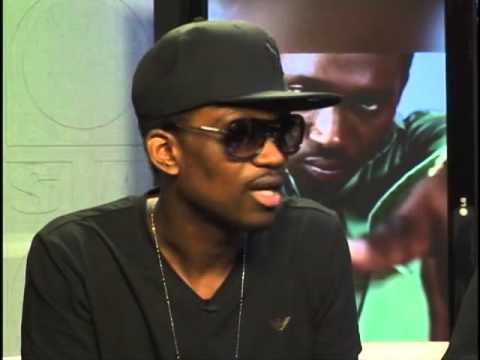 Busy Signal And Mother Velma Gordon - Onstage November 24, Part 1 video