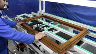 WS-131W Sash & Frame Assembly Workstation - Wood Version for Wooden and Timber Sash Frames Windows