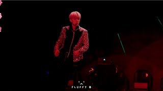 191005 SuperM Live from Capitol Records - Jopping - 백현 Baekhyun Focus