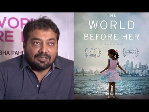Best Interview of Anurag Kashyap for The World Before Her