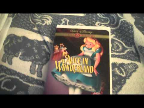 My Disney VHS Collection (Part 1)