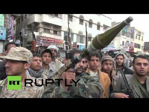 Yemen: Sanaa defiant as Saudi-led coalition attack