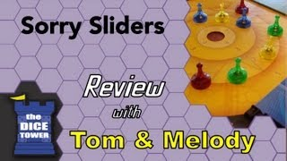 Sorry Sliders Review - with Tom Vasel