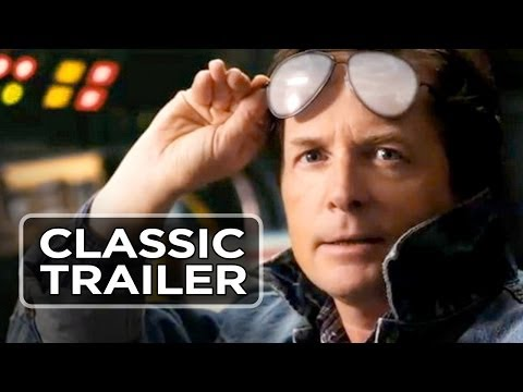 Back to the Future Official Teaser Trailer #1 - Christopher Lloyd Movie (1985) HD