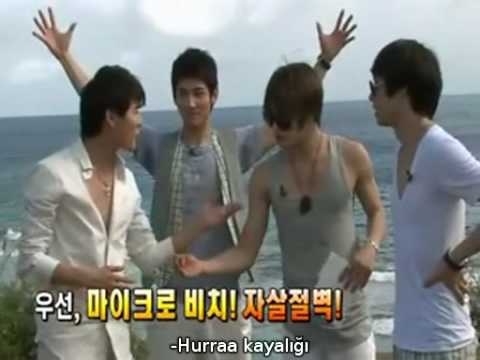 DBSK SAIPAN VACATION {All About TVXQ 3} Part 2 Turkish Subtitle
